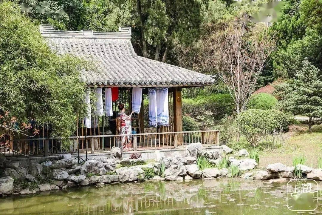 全部免费!上海100个一日游景点,够玩一整年!