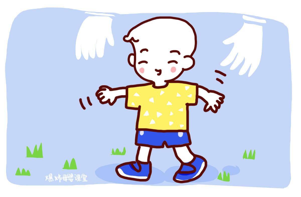 孩子走路时间越早,说明智商越高?其实,不低于这个阶段就没问题  第2张