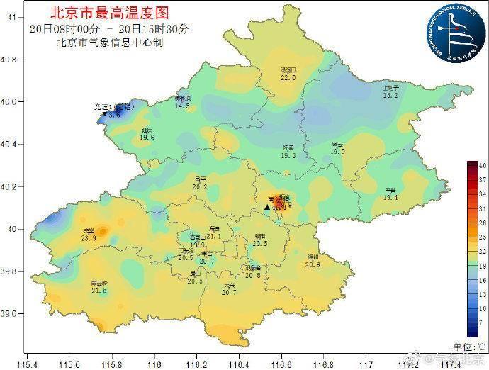 首次突破20℃ 北京气温创70年来2月最高纪录
