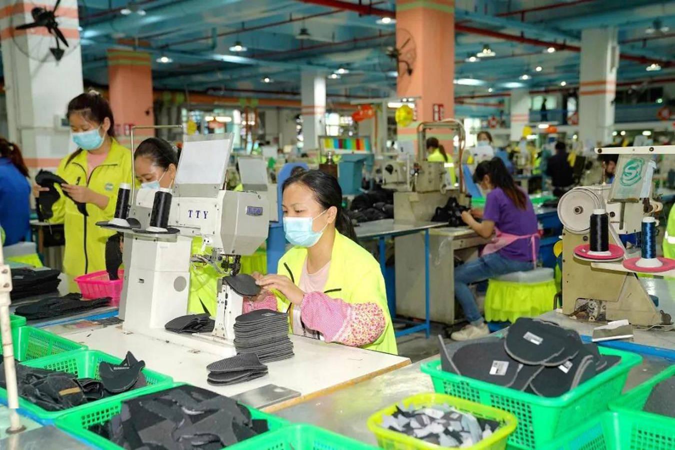 """员工返岗率超八成,东莞企业迎来新年""""开门红"""""""