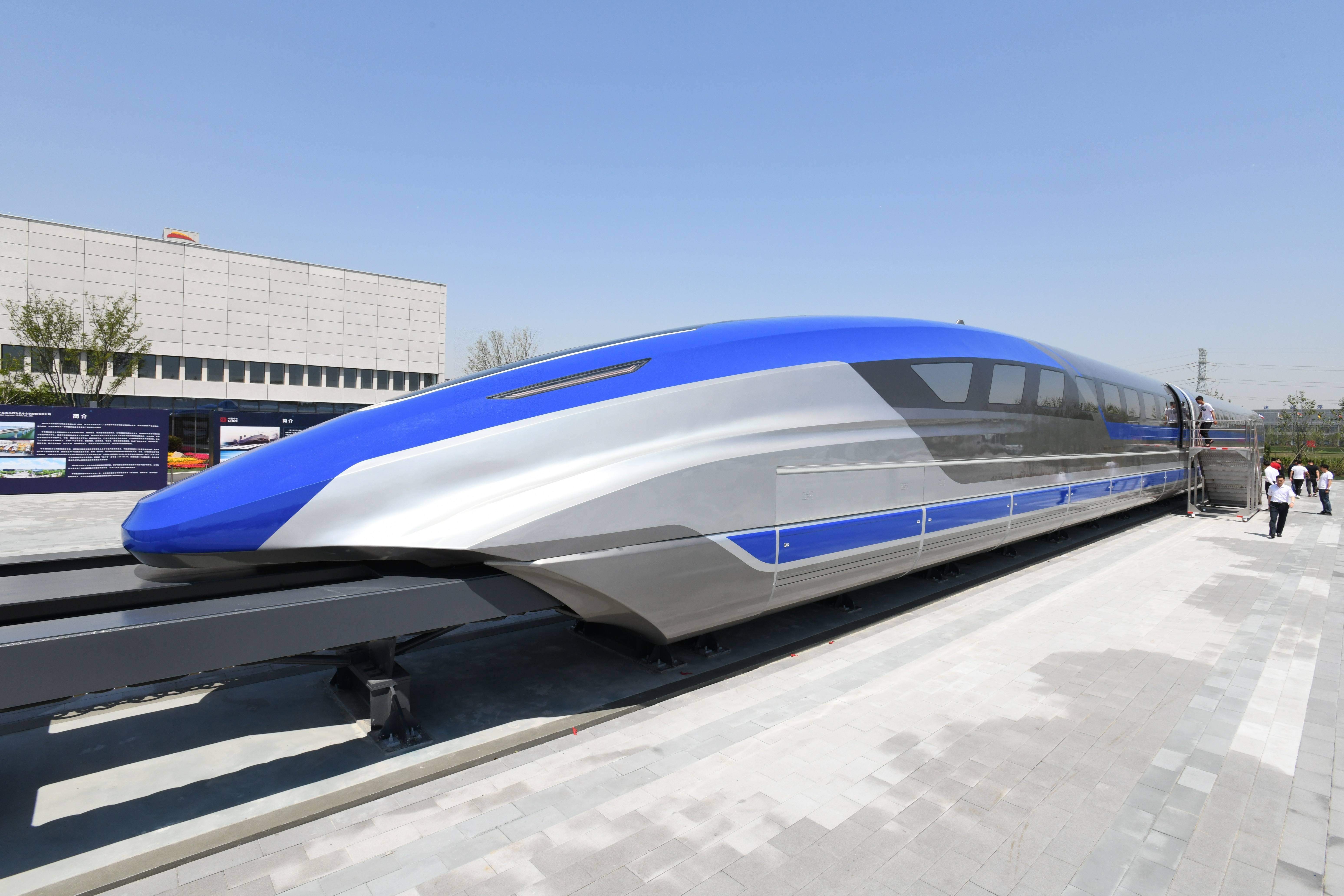 沪深广磁悬浮规划曝光,深圳到上海仅需2.5小时