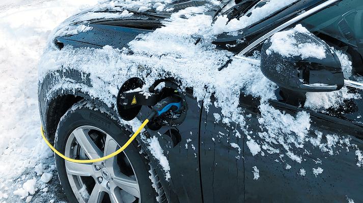 """如何打破电动车冬天的""""Pawo""""?"""