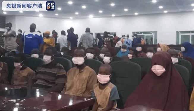 尼日利亚53名被绑架人质获释