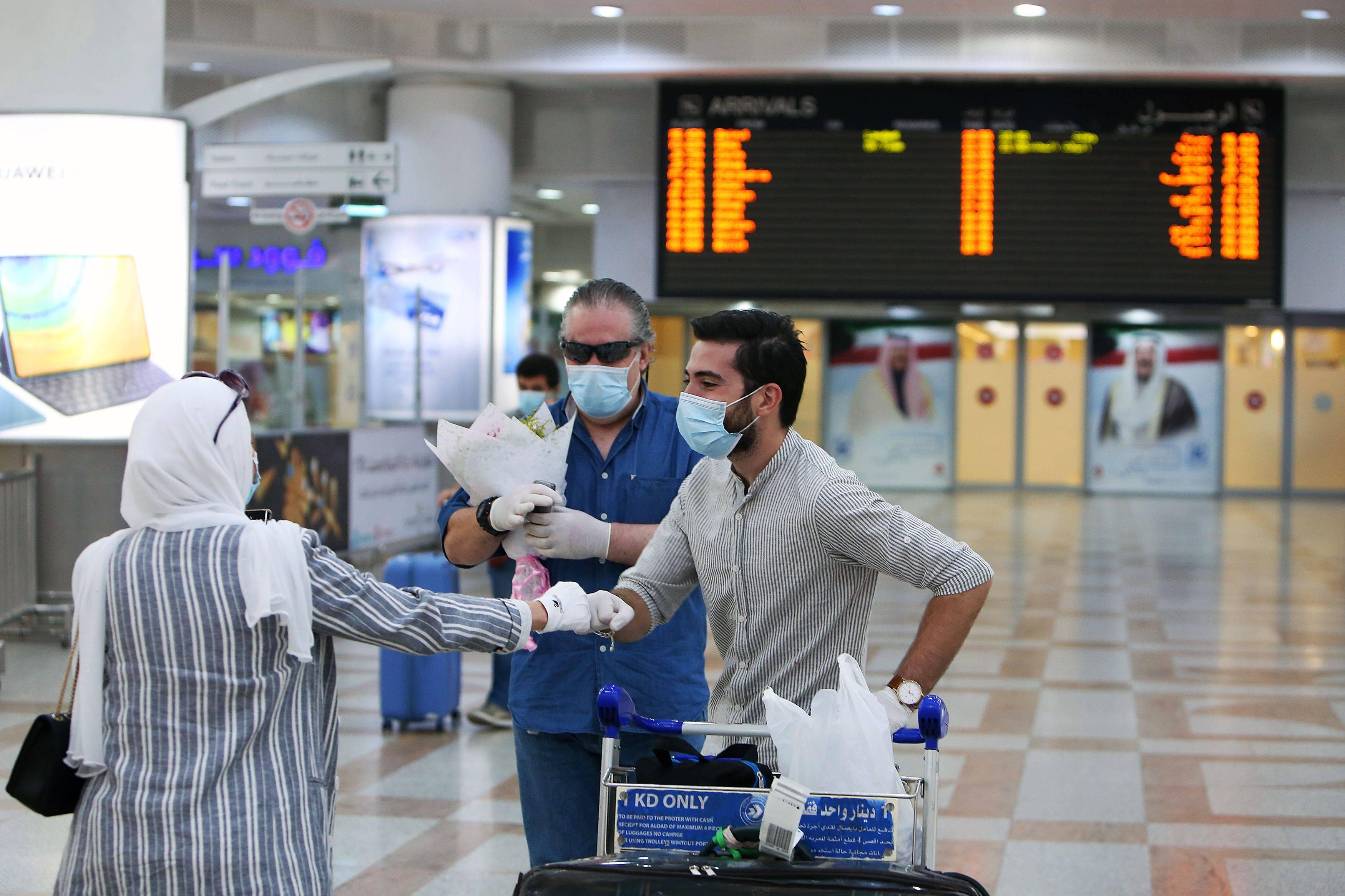 科威特收紧疫情防控措施,23日起关闭陆上和海上口岸