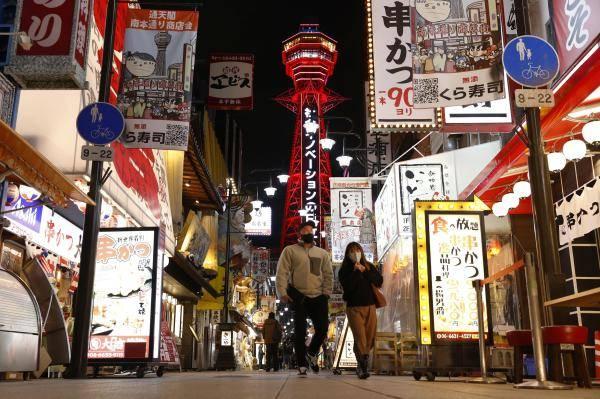 日本关西三地要求政府解除紧急事态宣言