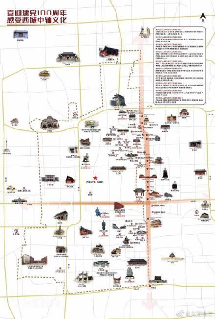 西城《红色记忆职工路线地图》发布,10条线串起百个红色景点