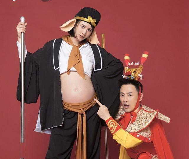 活久见!林峯携爱妻张馨月首度合体录制内地真人秀,积极赚奶粉钱  第9张