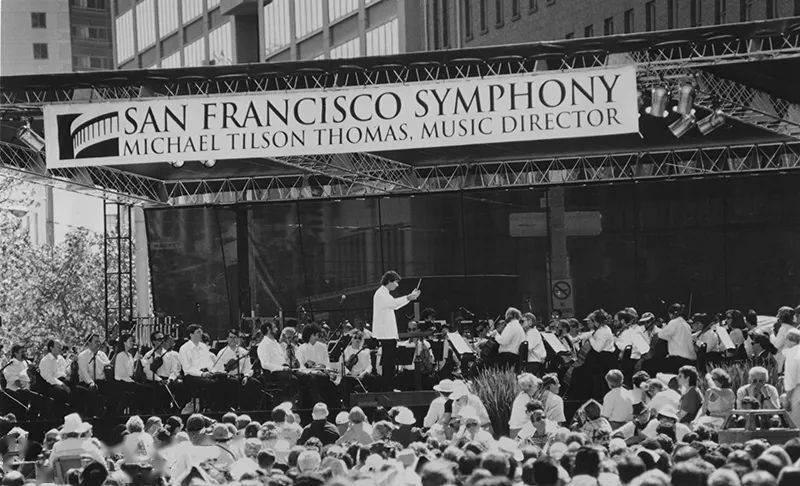 音符還能跳舞?這舊金山交響樂團的新LOGO,可真會玩!