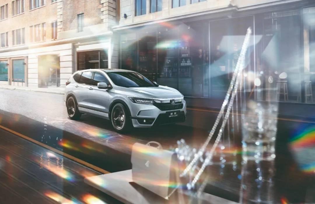 2021款本田皓影新增两款车型 售价19.98万起