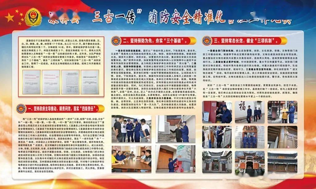 """系列报道二十一:漾濞县""""三古一传""""消防安全精准化治理成效"""