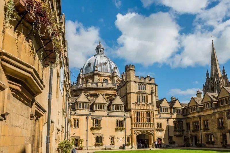 喜讯!祝贺天和学子获得两枚牛津大学数学与计算金融Offer!