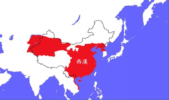 秦驻将趁乱割据岭南,西汉和平降服无果,武帝派十万大军解决问题