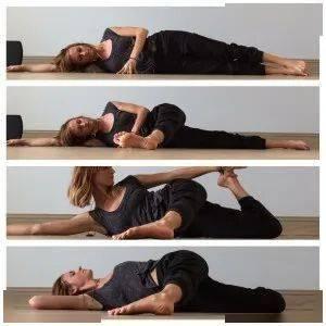 脊柱里藏着你的气质,呵护脊柱健康,这套瑜伽序列就够了