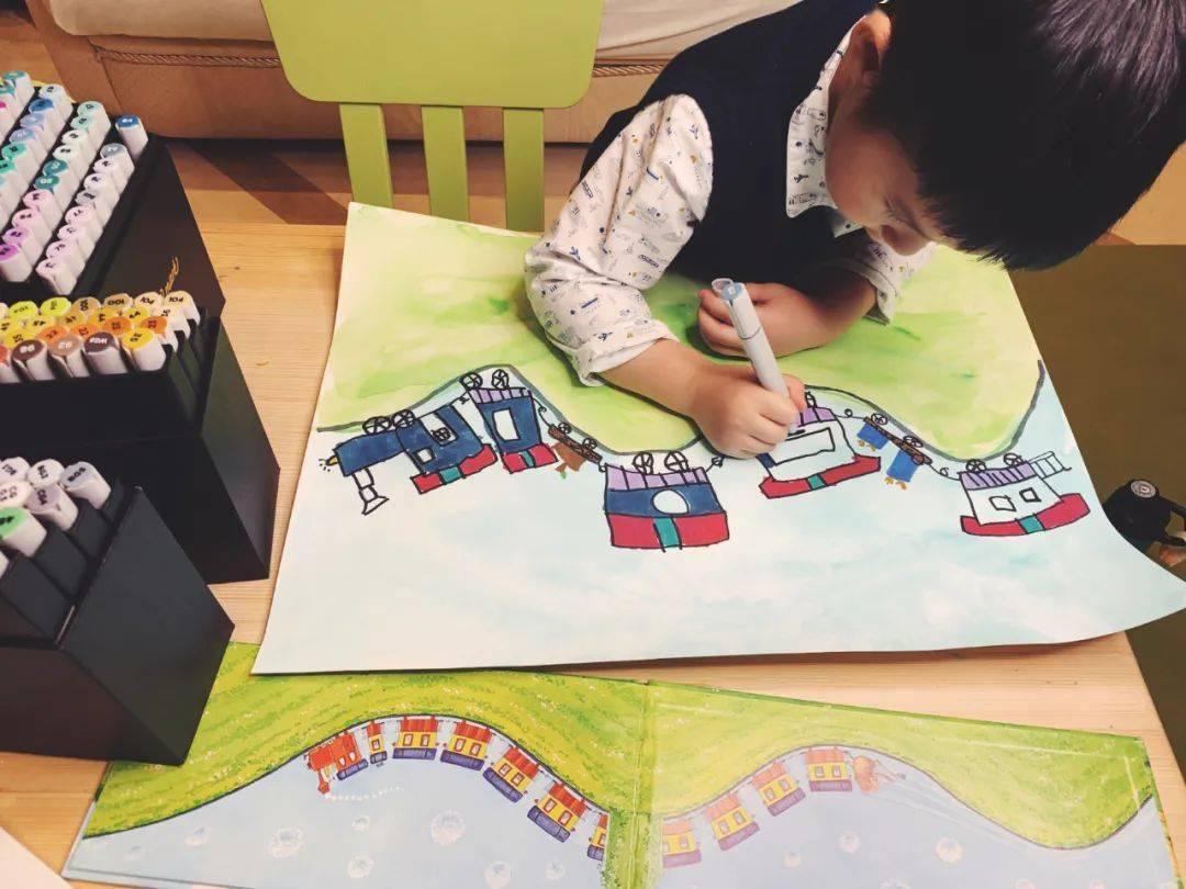 用这个方法给孩子讲绘本,读一遍等于100遍