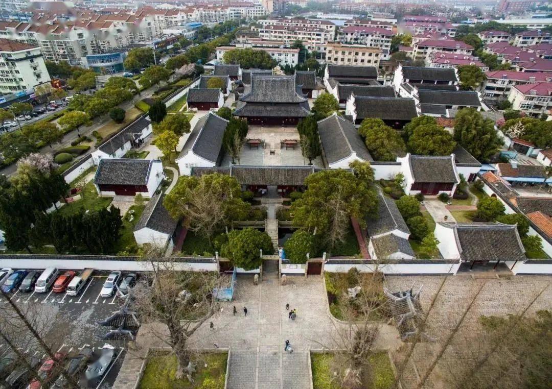 400年历史!上海此处惊现大片古代建筑物!美得像故宫