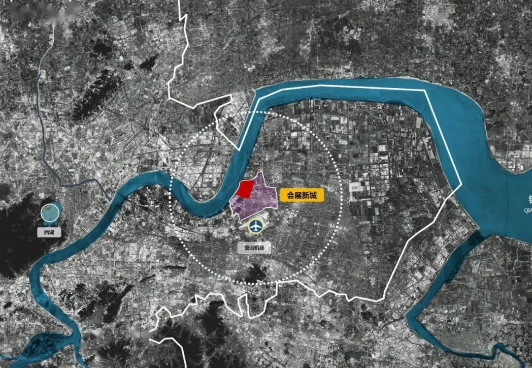 总投资179.9亿,杭州会展新城全面升级,配套设施、产业、学校都来了!