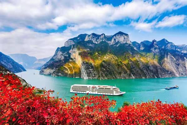 重庆今年将新增3条长江游轮航线