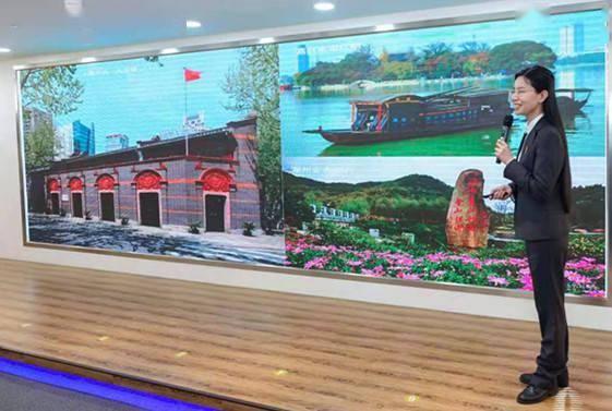 从中共一大会址到安吉余村红色之旅首发!上海、湖州开启文旅合作新篇章