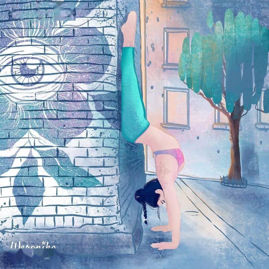 8 个让你自律练习瑜伽的秘诀
