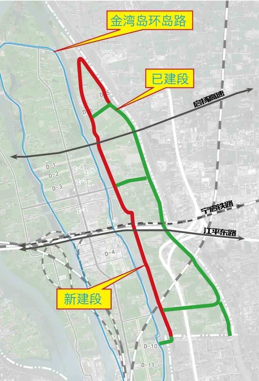 """78公里!扬州""""环岛公路""""来了!"""