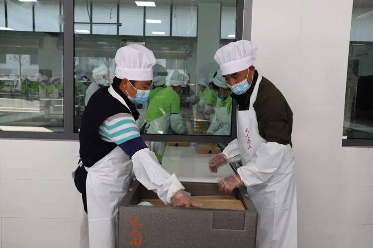 麒麟工投中央厨房蓄势待发,3月8日起正式配送学生营养午餐!