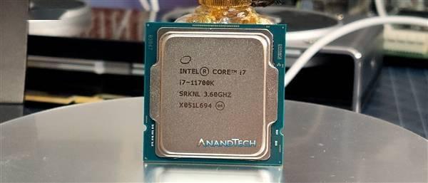 Intel 11代酷睿i7-11700K评测:性能猛增20%、功耗/温度爆炸的照片 - 2