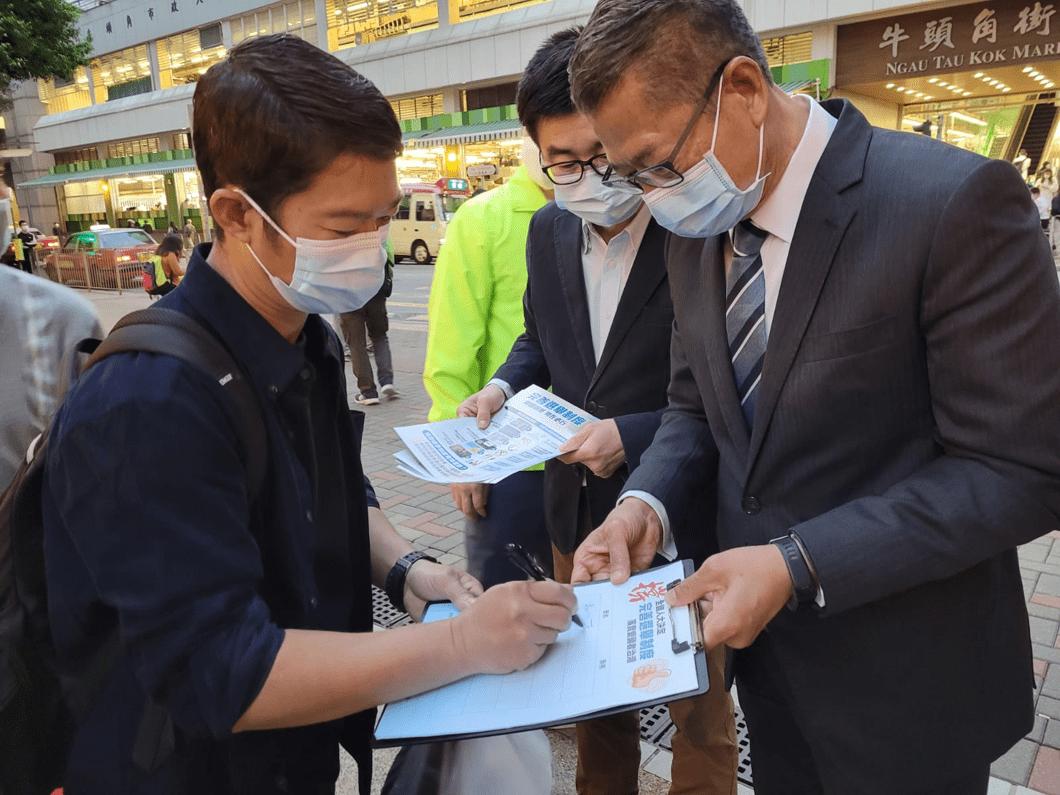 香港特区政府财政司司长:完善特区选举制度将提升特区政府治理效能