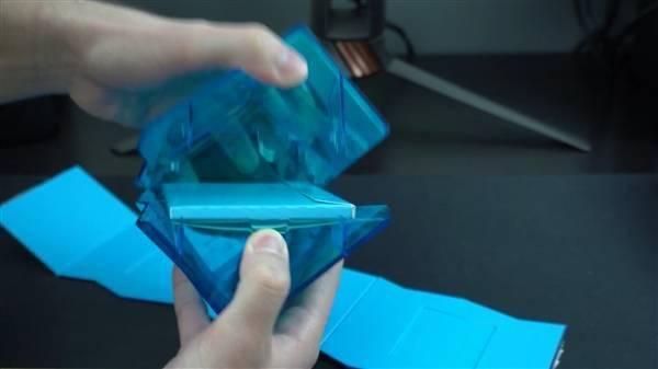 Intel 11代旗舰i9-11900K提前到手!波浪形包装盒吸睛的照片 - 13