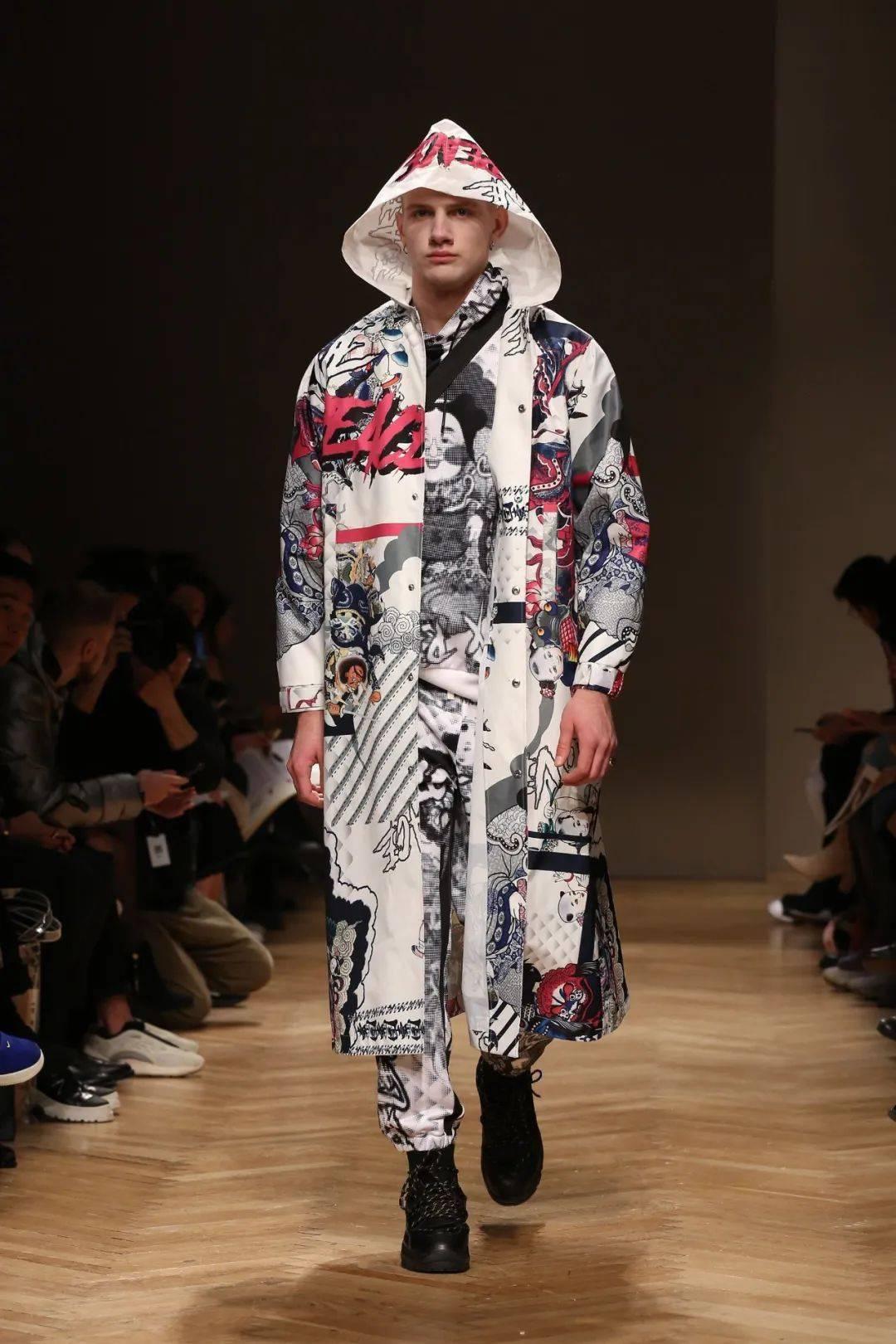 AW21上海时装周马克华菲MARK FAIRWHALE 爸爸 第13张