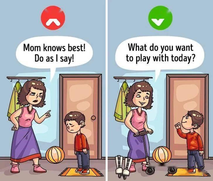 自卑孩子和自信孩子的区别,就看父母这9句话