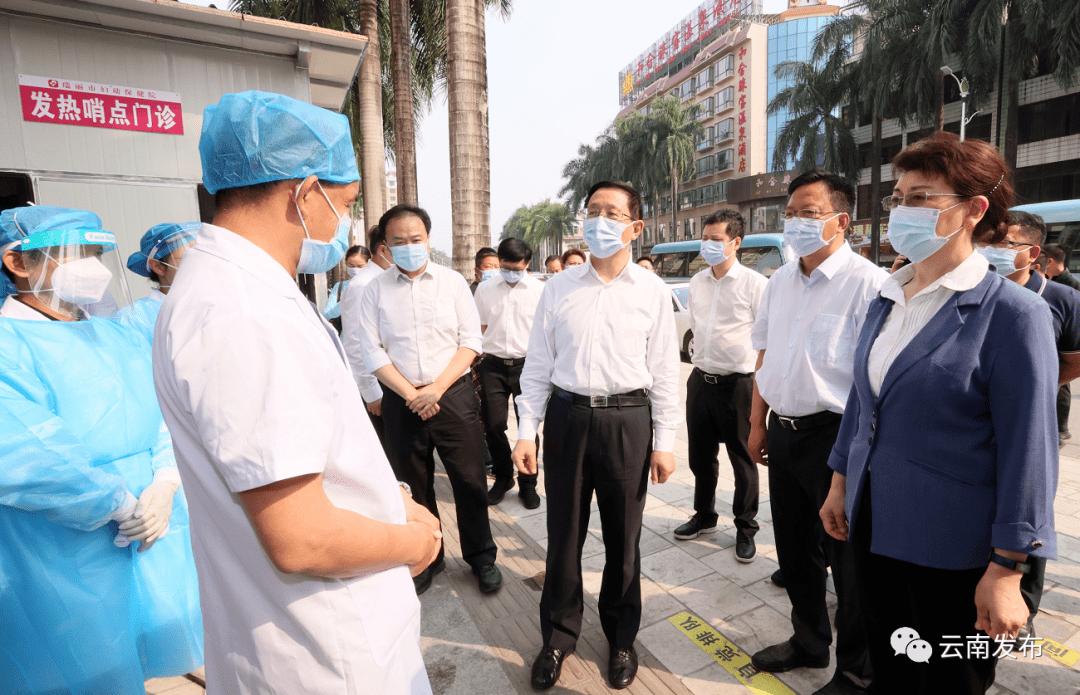 王予波继续在瑞丽市督导疫情处置工作时强调:科学规范安全接种疫苗 精准稳妥有效处置疫情