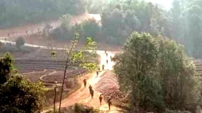 缅甸克钦独立武装再度与政府军发生冲突