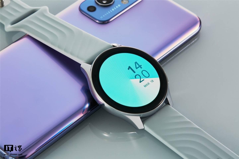 一加智能手表 OnePlus Watch 详解:屏幕刷新率 50Hz,有望支持息屏显示功能