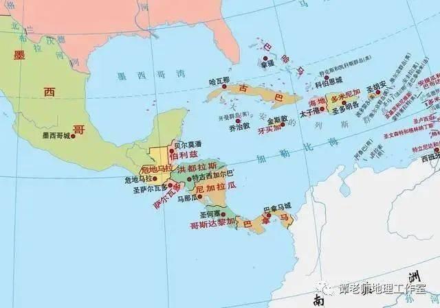 【地理探究】不说不知道,世界上居然还真有热带海洋性气候,而且只存在这几个地方!!!  第14张
