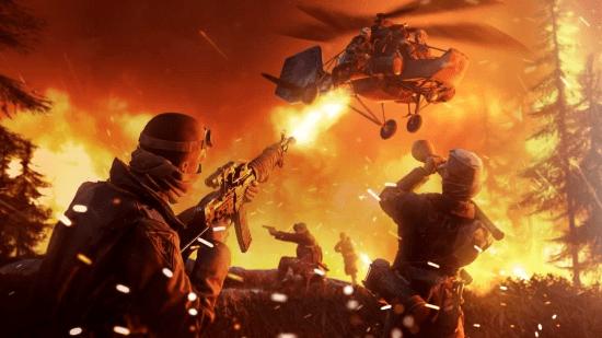 索尼或打开向下兼容功能对抗任天堂丨传《战地6》将加入自然灾害系统增强地图破坏