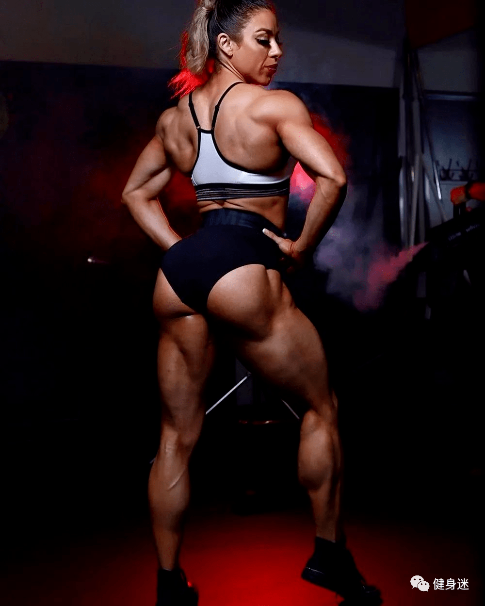 肌肉个脂肪对比图