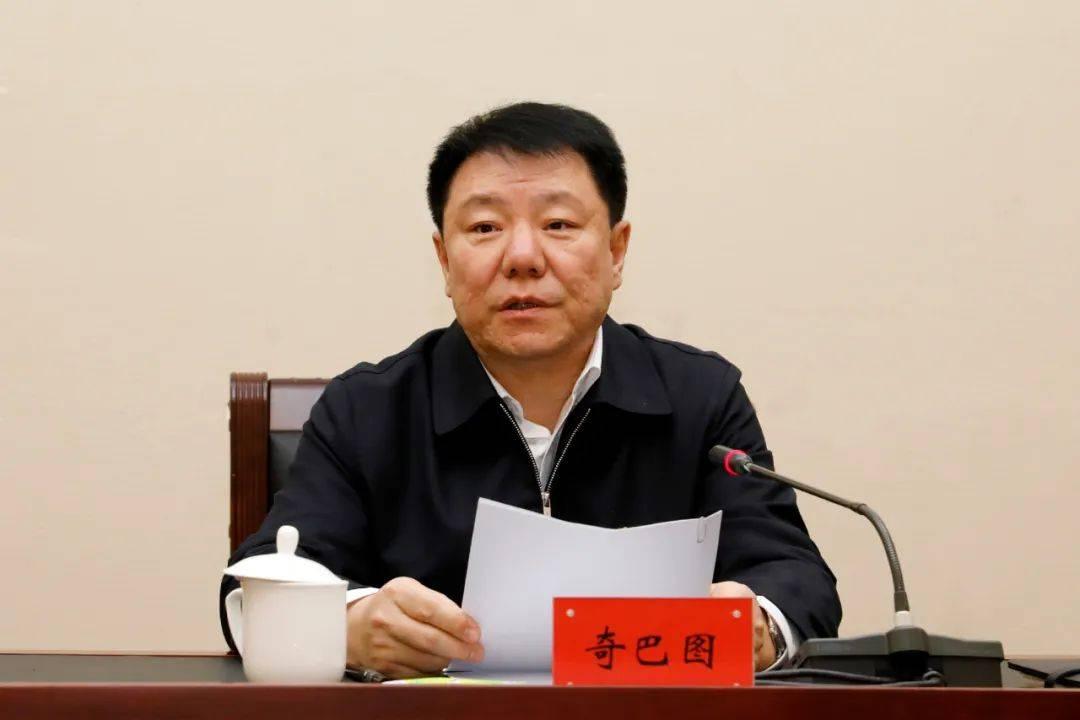 张晓兵任内蒙古兴安盟盟委书记,张恩惠不再担任