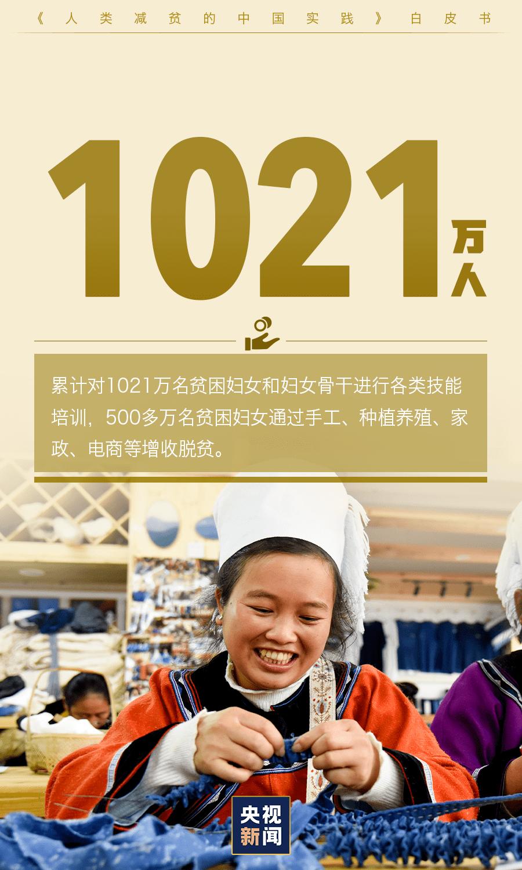中国7.7亿农村贫困人口摆脱贫困!一组数据回顾中国减贫成就→