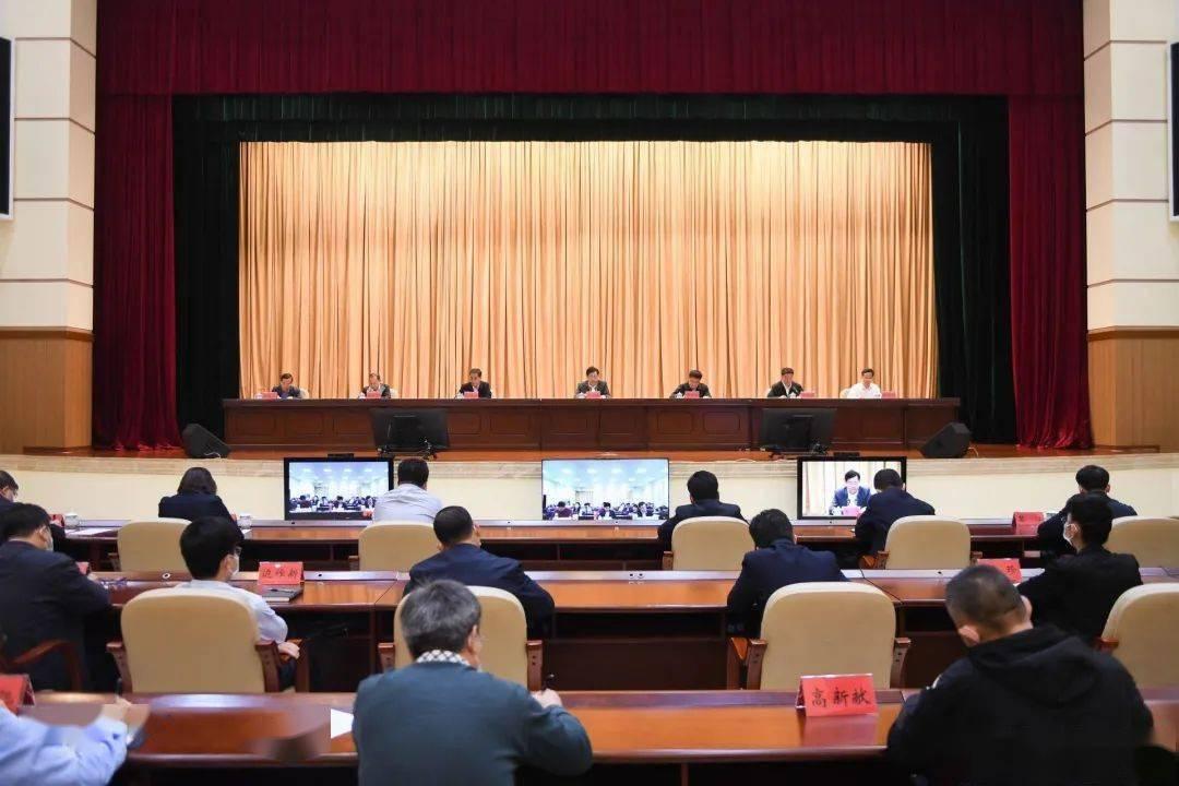 南宁市召开政法队伍教育整顿工作推进会 王小东出席并讲话