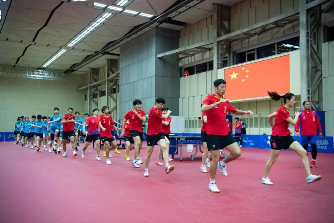 世界乒乓球职业大联盟中国赛延期,国乒将举行内部对抗赛备战奥运会