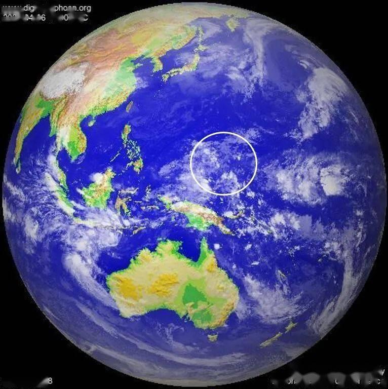 台风胚胎+弱冷空气+降雨!接下来海南的天气太刺激...
