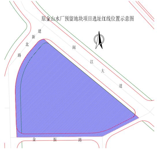 仓山启动大面积征地!征收上百公顷地块!附征地红线图!  第7张