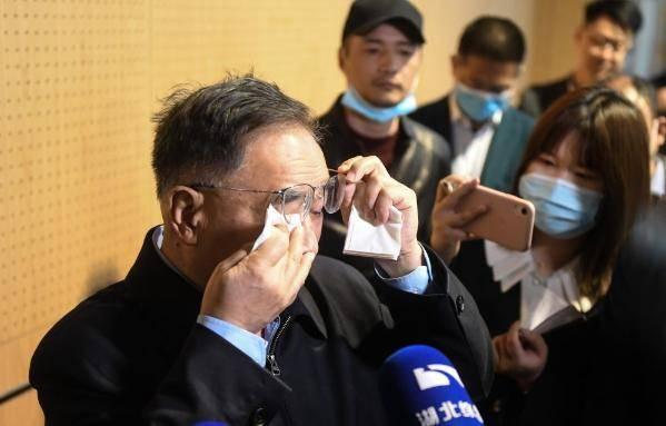 明天就是星期一了英雄泪——张伯礼重访武汉江夏方舱医院