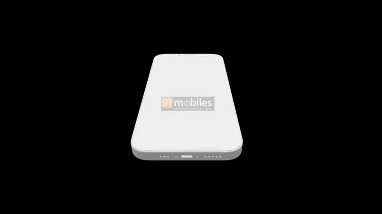 iPhone 13 Pro最新渲染图:四年来最大升级 窄刘海 微缝听筒的照片 - 4