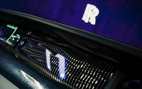 劳斯莱斯幻影天魄中国首发:躺在车里看星河的照片 - 5