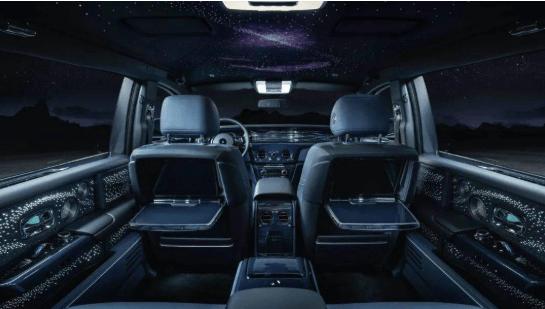劳斯莱斯幻影天魄中国首发:躺在车里看星河的照片 - 6