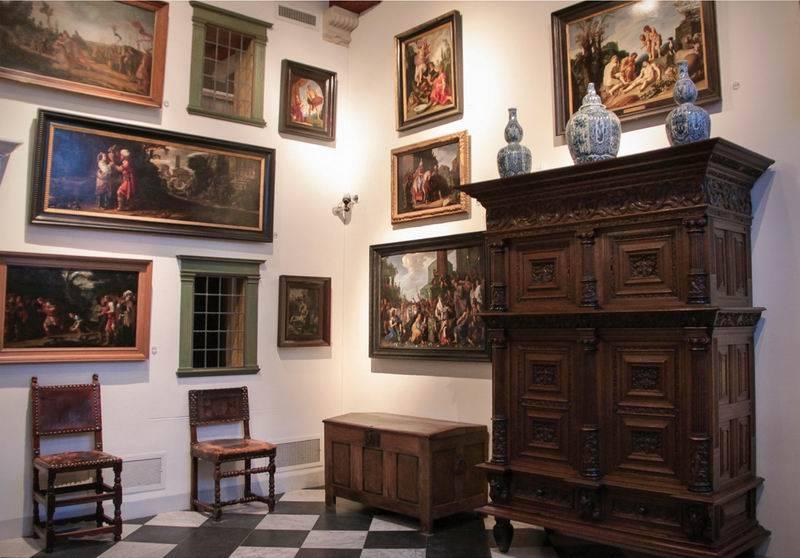 """在荷兰寻找伦勃朗故居八大胜官网,一窥画家的""""私生活"""""""