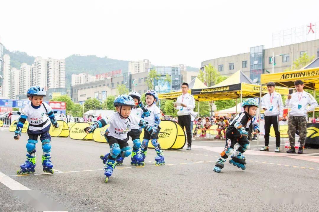 一场国家级的少儿轮滑巡回赛在雅举行,雅安的小选手们揽获金牌20枚!