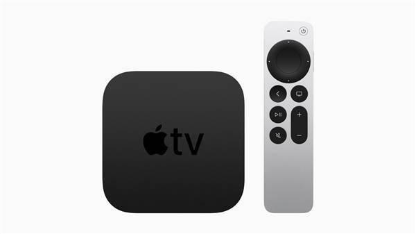 不到1200元!苹果发布新Apple TV:搭载A12、支持4K