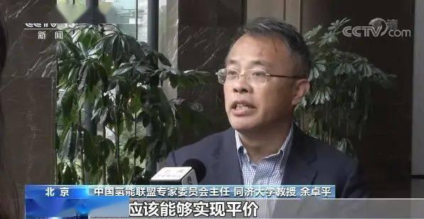 中国可再生能源制氢有望在2030年实现平价